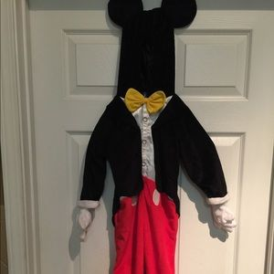 2t Mickey Mouse costume